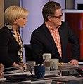 Mika and Joe MSNBC Morning Joe (32122227720).jpg