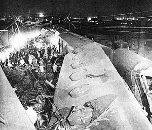 Mikawashima train crash 01.jpg