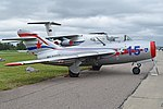 Mikoyan-Gurevich MiG-15UTI 'RA-0488G - 15 blue' (36315448214).jpg