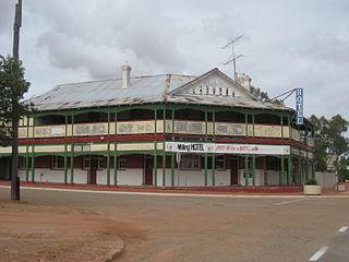 Miling, Western Australia Town in Western Australia