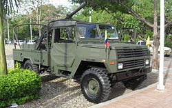 Militar-aŭto Colombia.JPG