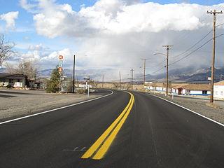 Mina, Nevada Census-designated place in Nevada, United States