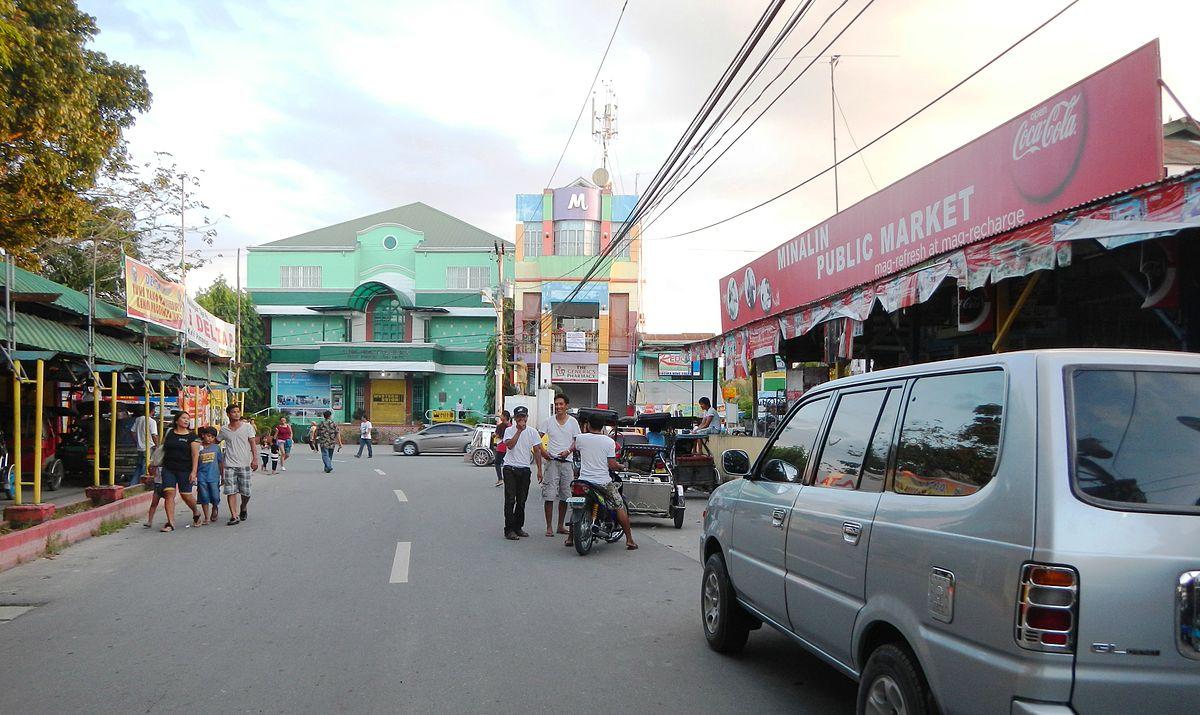 Minalin Pampanga Wikipedia