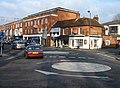 Mini roundabouts - geograph.org.uk - 649523.jpg