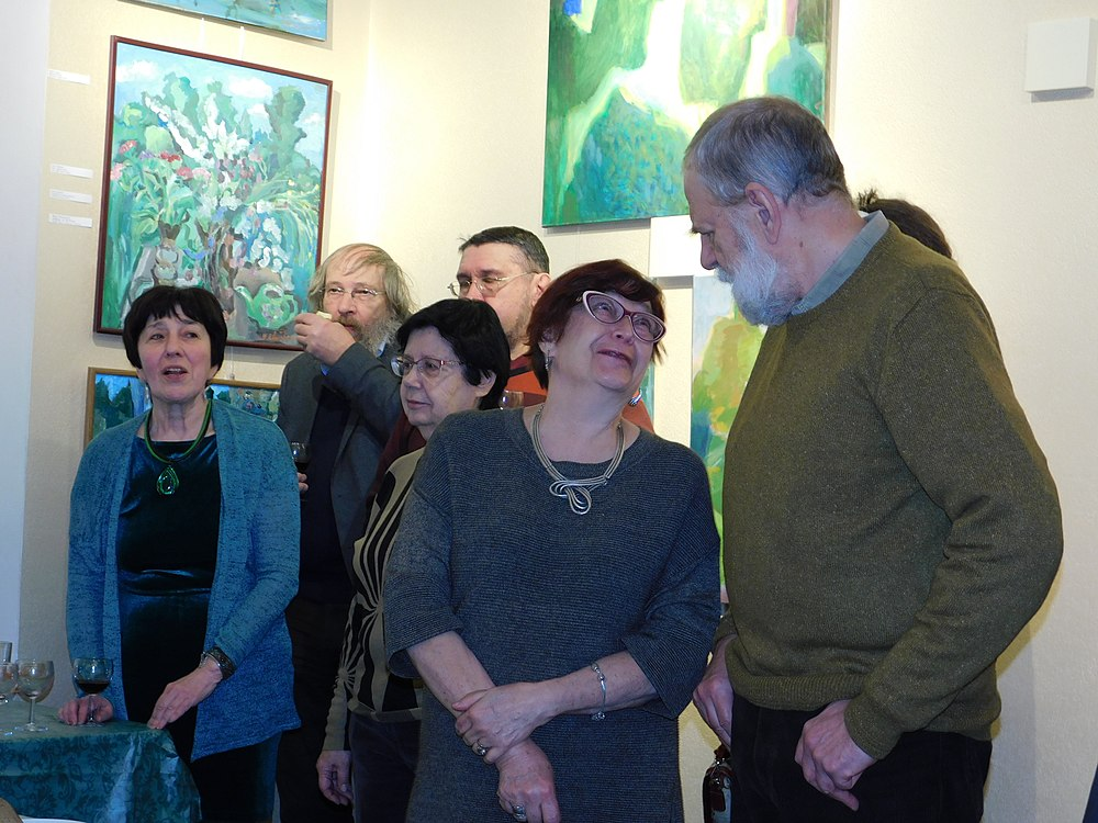 Minima gallery opening (Green collisions; 2018-12-01) 43.jpg