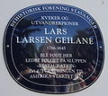 Minnesmerke Lars Larsen Geilane.JPG
