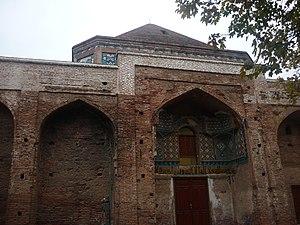 Mir-i Buzurg - Tomb of Mir-i Buzurg