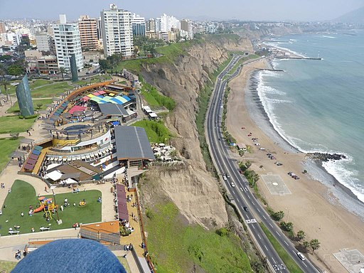 best Lima Hostels miraflores neighborhood