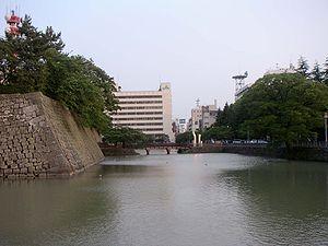 Matsudaira clan - Bridge at Fukui Castle