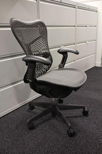 Mirra chair - The Mirra chair