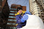 Misawa Sailors Begin USS Constitution Snow Sculpture 150131-N-EC644-003.jpg