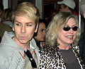 Miss Guy and Debbie Harry at the 2009 Tribeca Film Festival.jpg