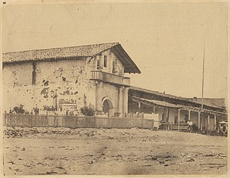 Mission San Francisco de Asís - Mission Dolores, 1856