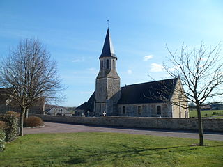 Val dArry Commune in Normandy, France