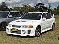 Mitsubishi Lancer Evolution V (40158408922).jpg