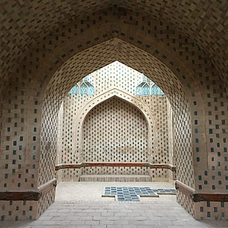 Mizdarkhan Necropolis in Uzbekistan