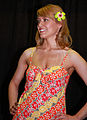 Model at the Spring Fling Fashion Show (IMG 4750a) (5647672028).jpg