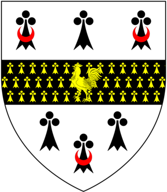 Cholwell, Cameley - Image: Mogg Arms