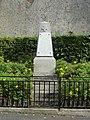 Moitron-sur-Sarthe (Sarthe) monument aux morts.jpg