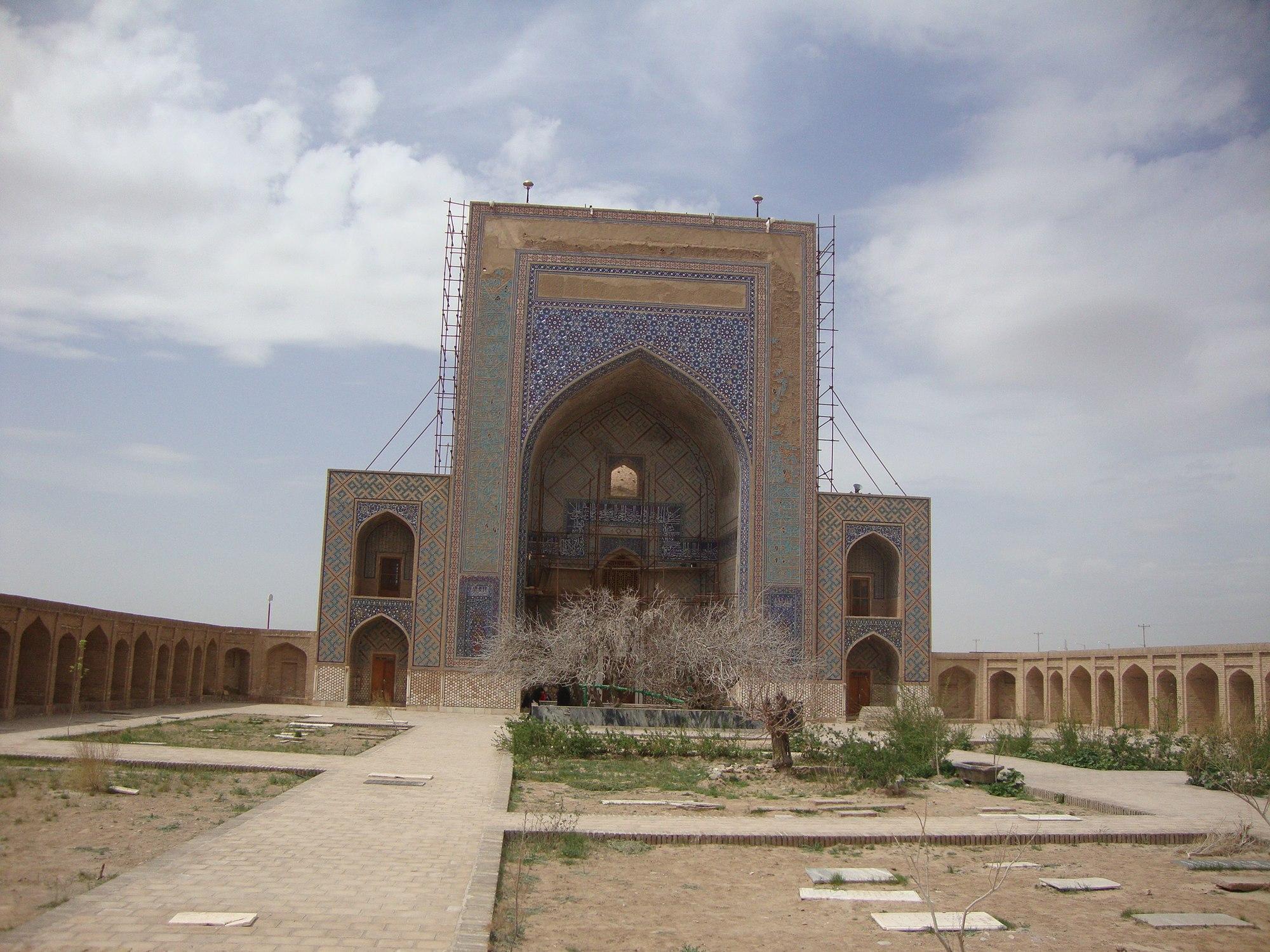 شهرستان تایباد
