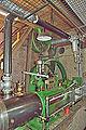 Molen De Wachter, Zuidlaren stoommachine (5).jpg