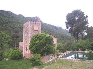 Monastery of la Murta Lugar cultural en Alzira, España.