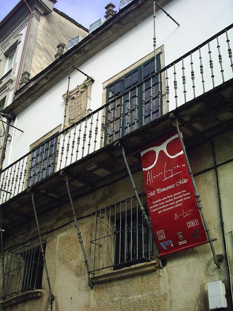 Mondoñedo edificio Galicia