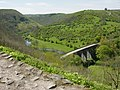 Monsal Head Viaduct from Monsal Head Pub - geograph.org.uk - 344292.jpg