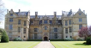 Henry Lane Eno - Montacute House, Somerset. Eno spent his final years at Montacute, living the life of an English country gentleman.