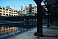 Montreal - 9 - Bonaventure (Montreal Metro) esplanade.jpg