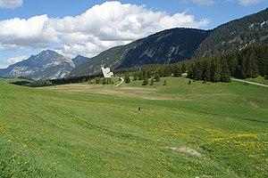 Image of Glières Plateau: http://dbpedia.org/resource/Glières_Plateau