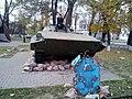 Monument of BMP-2, Simferopol.jpg
