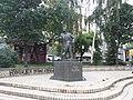 Monument to Les Kurbas, Kyiv.jpg