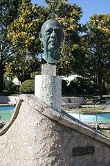 Monument to Gonzalo Ordóñez Pérez