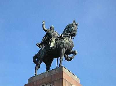 Monumento al Gral Carlos M Alvear - de Antoine Bourdelle - Buenos Aires