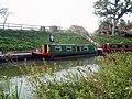 Moorings near the Bridge Inn, Horton, Kennet and Avon Canal - geograph.org.uk - 857458.jpg