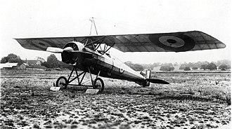 Morane-Saulnier P - Royal Flying Corps MS.24 Type P