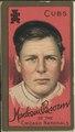 Mordecai Brown, Chicago Cubs, baseball card portrait LCCN2008677458.tif
