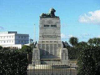 Morecambe and Heysham War Memorial