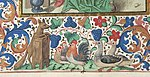 Morgan Ms M485 40v Fox preaching to chickens and geese.jpg