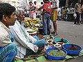 Morning market at Old Chinatown ~ Tiretta Bazar, Calcutta 02.JPG
