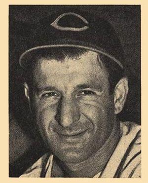 Morrie Arnovich - Arnovich in 1940