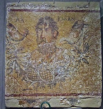 Alcman - Poet Alcman, 3rd century AD