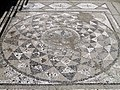 Mosaic floor in the Great Baths complex, Ancient Dion (6948394786).jpg