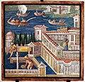 Mosaico con veduta marina, II secolo dc.jpg