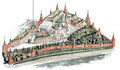 Moscow Kremlin map - The Poteshny Palace.png