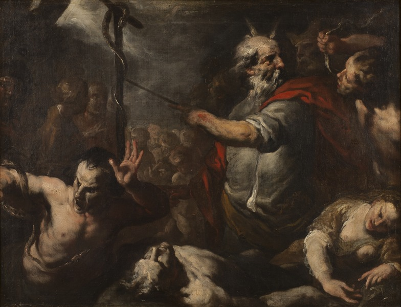 File:Moses and the Brazen Serpent - Nationalmuseum - 17332.tif