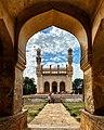 Mosque inside the Gandikota fort.jpg