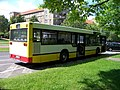 Most, tř. Budovatelů, OD Prior, autobus MAN NL 222 ev. č. 173.jpg