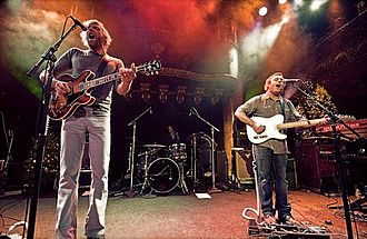 The Mother Hips - Great American Music Hall, Dec. 18, 2010, Photograph by Jay Blakesberg